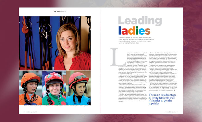 Great British Equestrian magazine